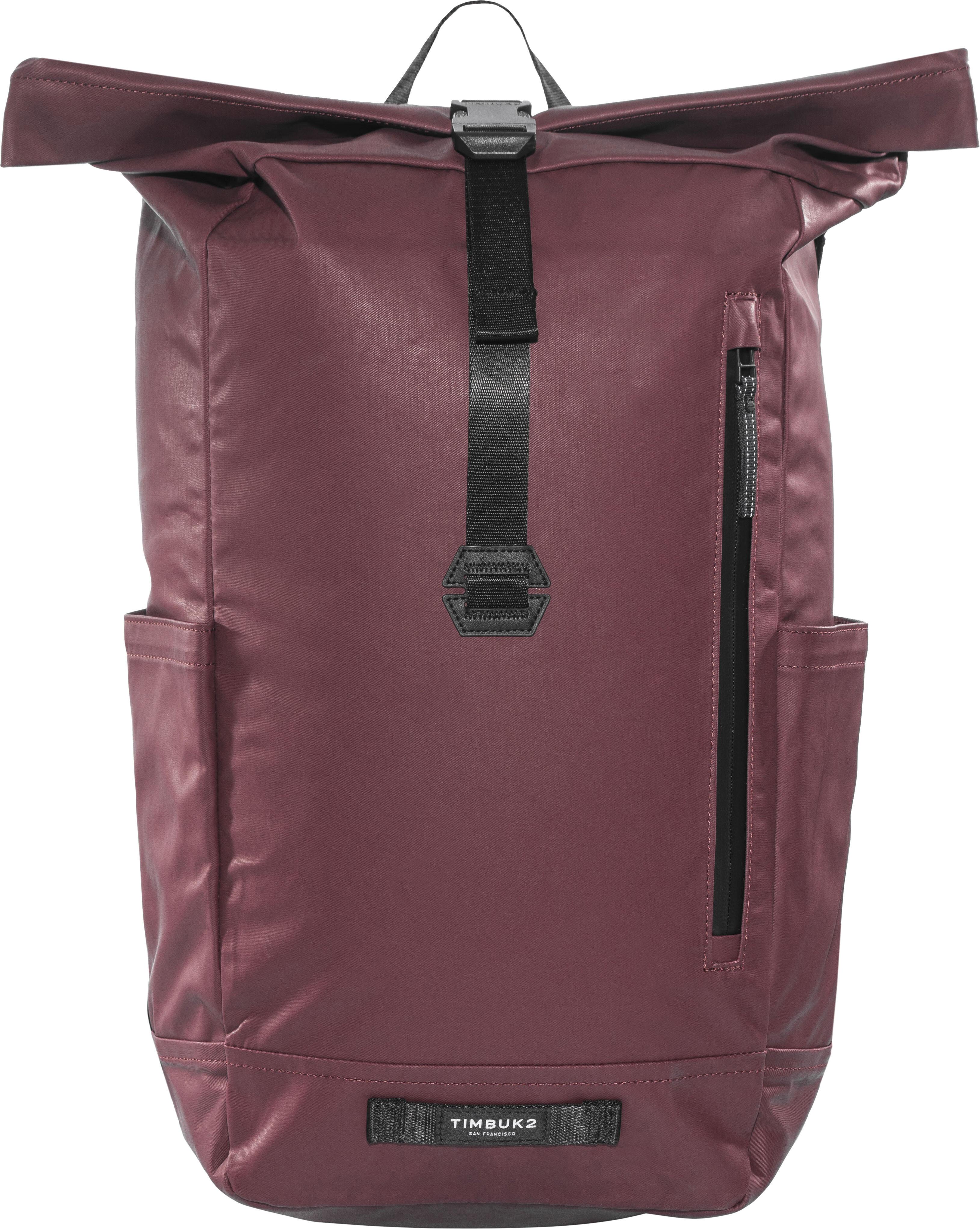 Timbuk2 Tuck Pack Carbon Coated Backpack red at Bikester.co.uk 7d83b40de19d1